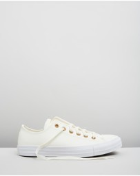 Converse - Chuck Taylor All Star Go Gold SL Low Top Sneakers - Women's
