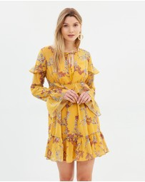 Ministry of Style - Blossom Mini Dress