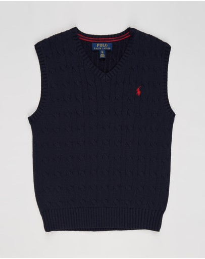 Polo Ralph Lauren - Sweater Vest Top - Teens