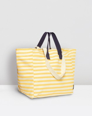 KID STOCK Big Bag - Outdoors (Yellow)