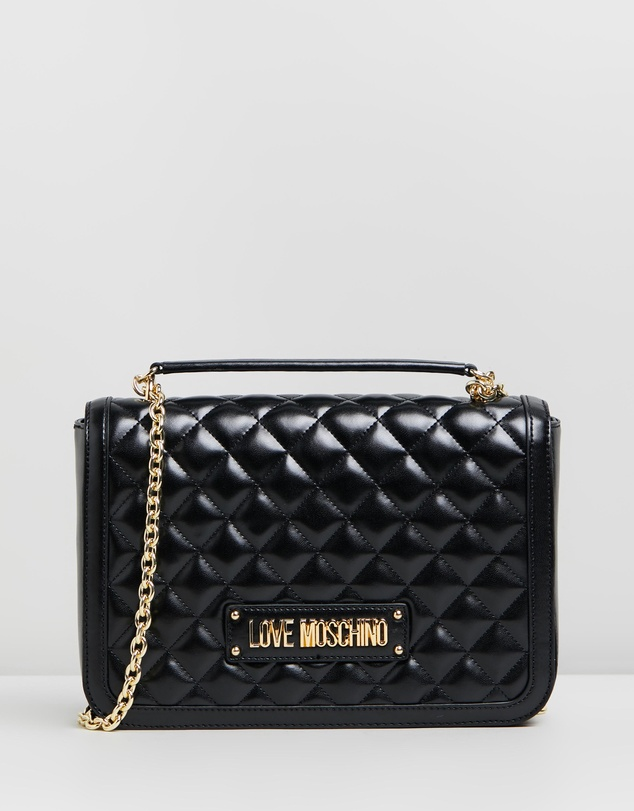 2c2adbcbc Quilted Shoulder Bag
