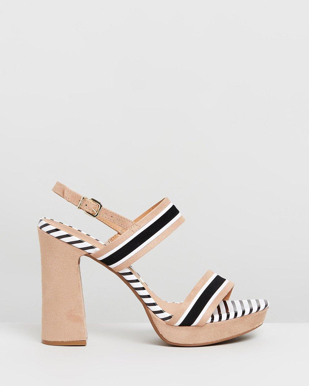 e8270680bce Andy Block Heel Sandals by Vizzano Online