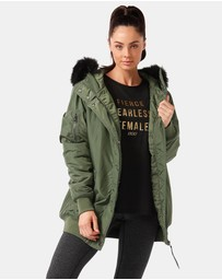 Lorna Jane - Tech Puffa Coat