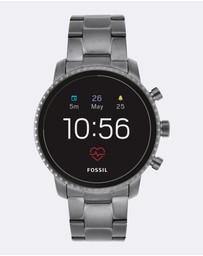 Fossil - Explorist Gen 4 Grey Smartwatch