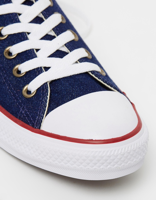 Converse - Chuck Taylor All Star Denim Ox - Unisex