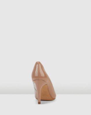 Clarks Laina Rae - All Pumps (Nude Patent)