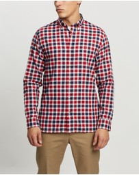 Tommy Hilfiger - Travel Oxford Check Shirt