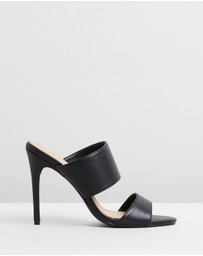 SPURR - ICONIC EXCLUSIVE - Alayah Mules