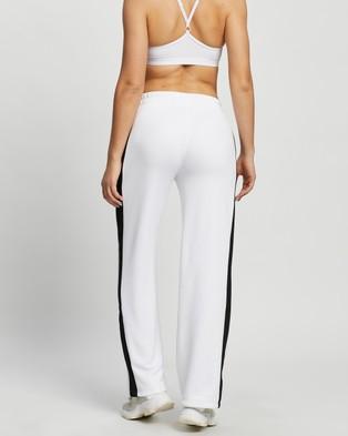 Puma Classics Wide Leg Pants - Sweatpants (Puma White)