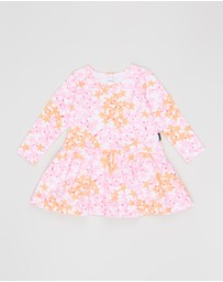 Bonds Baby - Stretchies Long Sleeve Dress - Babies