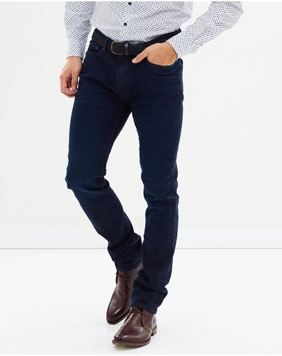 Rodd & Gunn - Mapleton Slim Fit Jean/Rl Denim