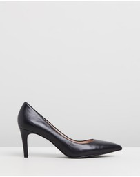 Atmos&Here - Huxley Leather Pumps