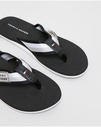 Tommy Hilfiger - Rubber Badge Beach Sandals