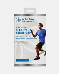 Gaiam - Performance Flatband Loop Maximum Strength