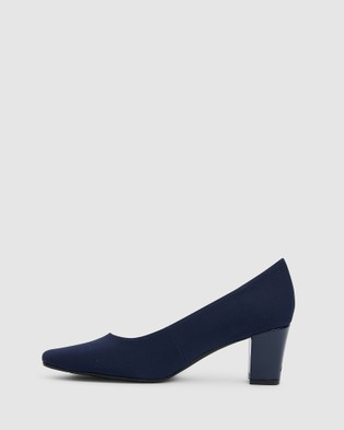 Easy Steps Nicole - All Pumps (NAVY)