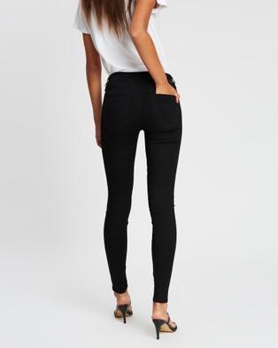 Diesel Slandy Skinny Jeans - Jeans (Black)