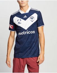 adidas Performance - Melbourne Victory Home Jersey