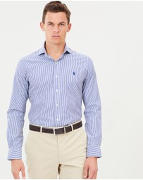 Polo Ralph Lauren - Slim Fit Poplin Shirt
