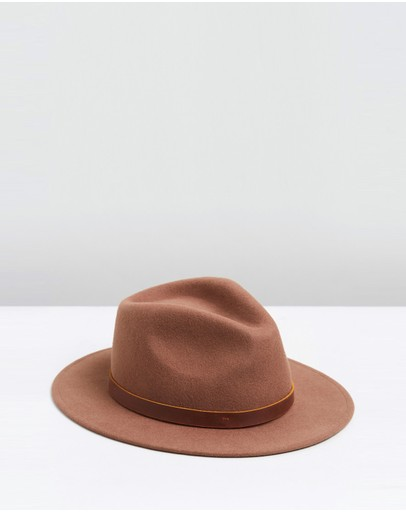 Brixton - Aractidf EXCLUSIVE Messer Fedora