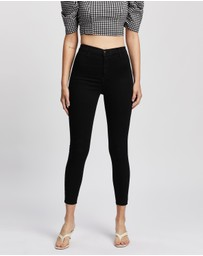 TOPSHOP - Joni Super High Waisted Skinny Jeans