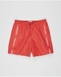 Calvin Klein - Medium Drawstring Shorts - Teens