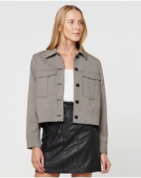 Elka Collective - Henley Jacket