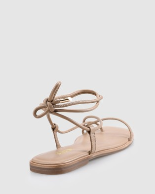 Siren Sava - Sandals (Light Tan)
