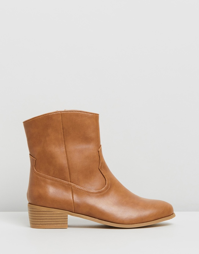 Dazie - Dallas Ankle Boots