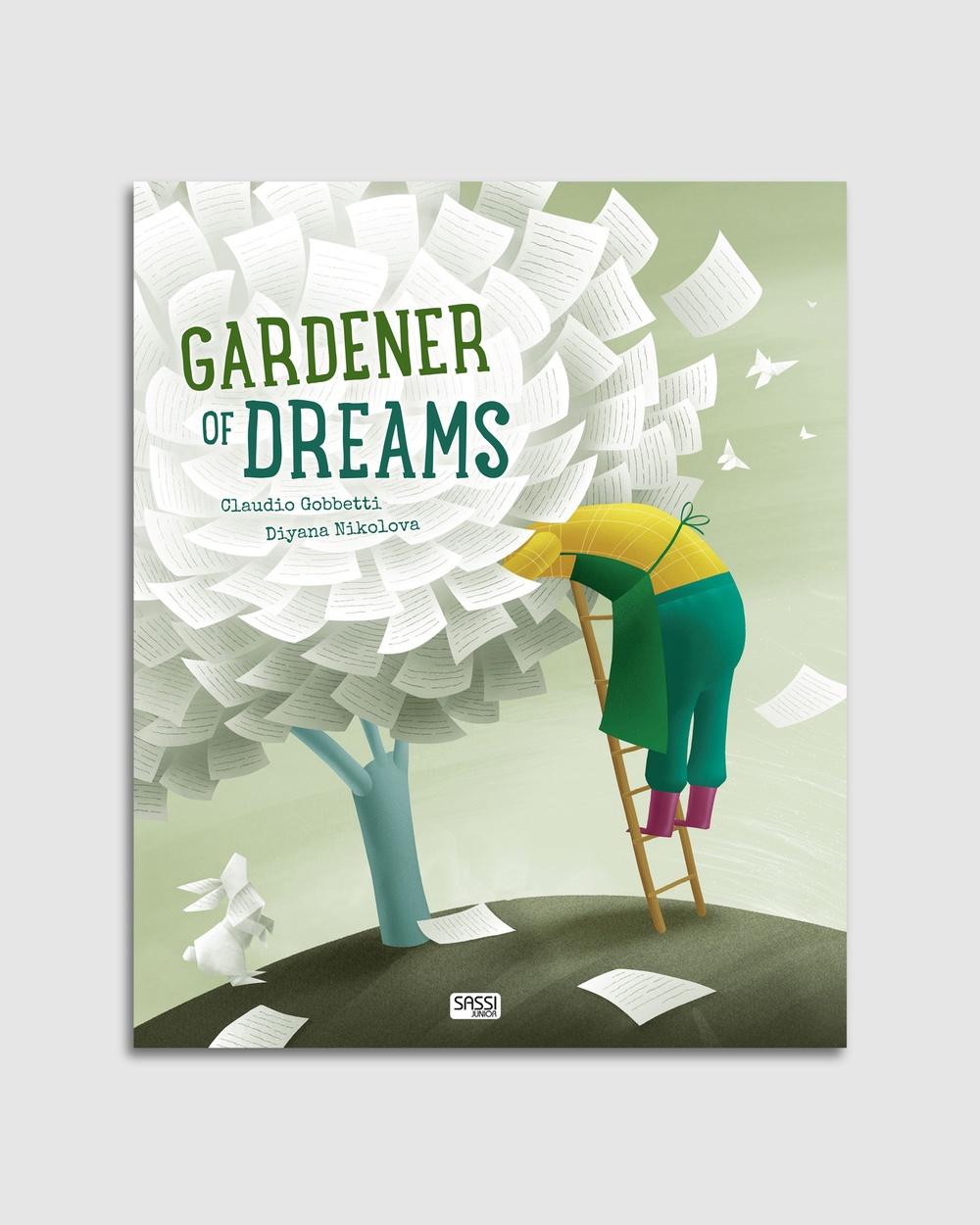 Sassi The Dream Gardener Picture Book Accessories N/A