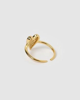 Izoa Hayet Ring - Jewellery (Gold)