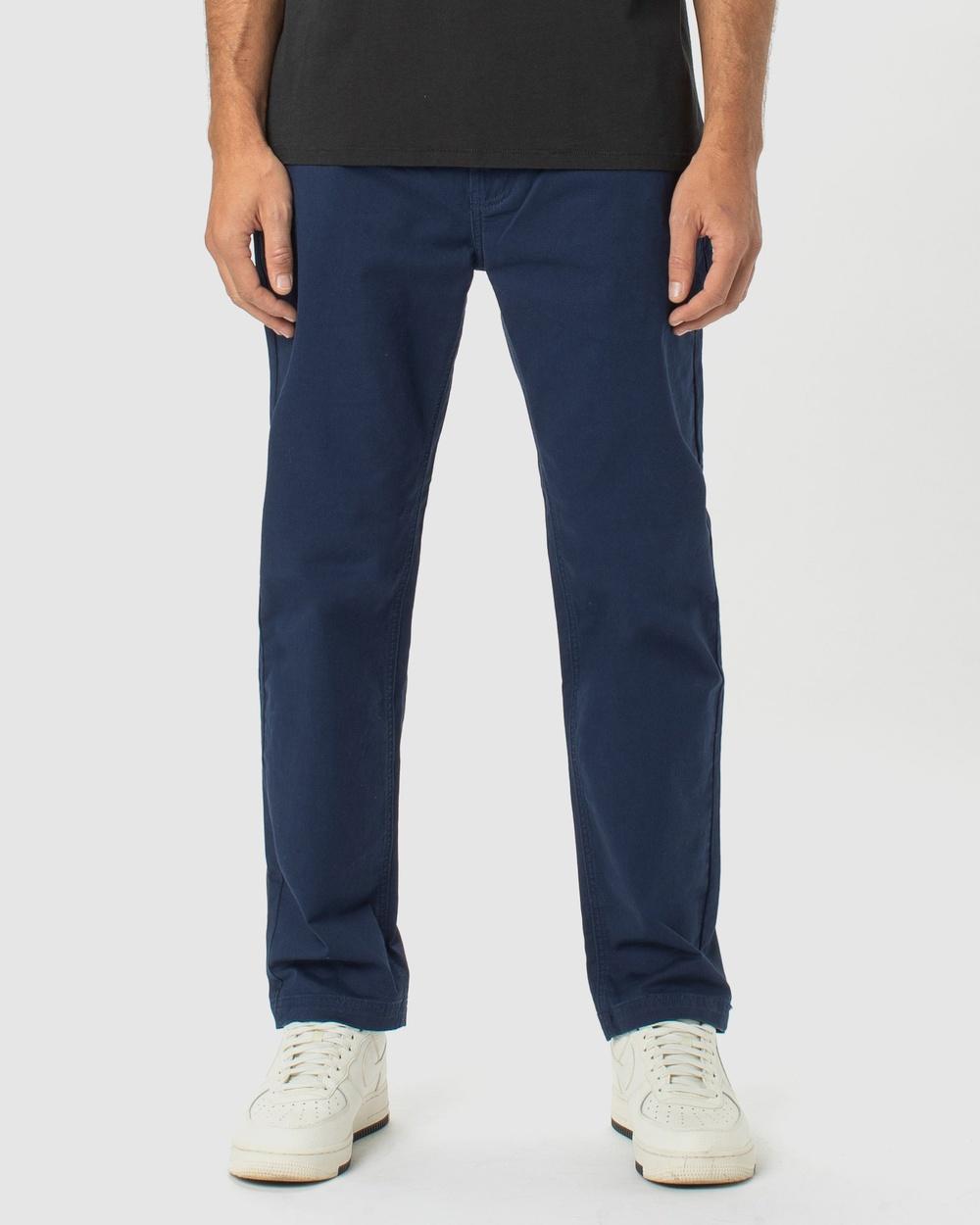 Barney Cools B.Relaxed Chino Pants Slate Australia