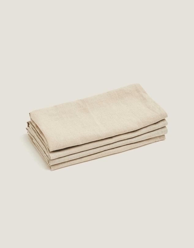 Life 100% Linen Napkin Set