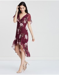 Pasduchas - Botanical Midi Dress