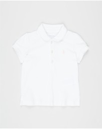 Polo Ralph Lauren - Interlock Polo Shirt - Babies