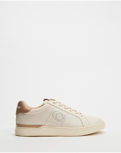 Coach - Lowline Leather Sneakers