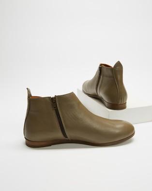 Bueno - Halo Boots (Olive)
