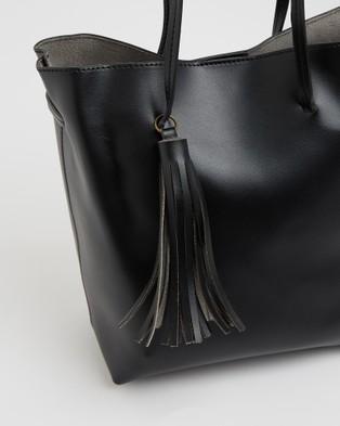 Tussah Clara Bag - Handbags (Black)