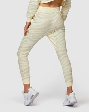 L'urv Hemisphere Pants - Track Pants (Yellow)