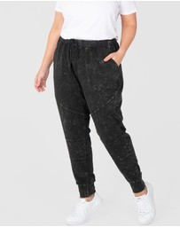 Love Your Wardrobe - Weekender Washed Pants