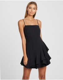 BWLDR - Holland Ruffle Mini Dress