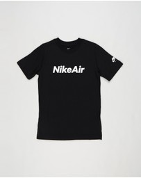 Nike - Nike Air Logo Tee - Kids