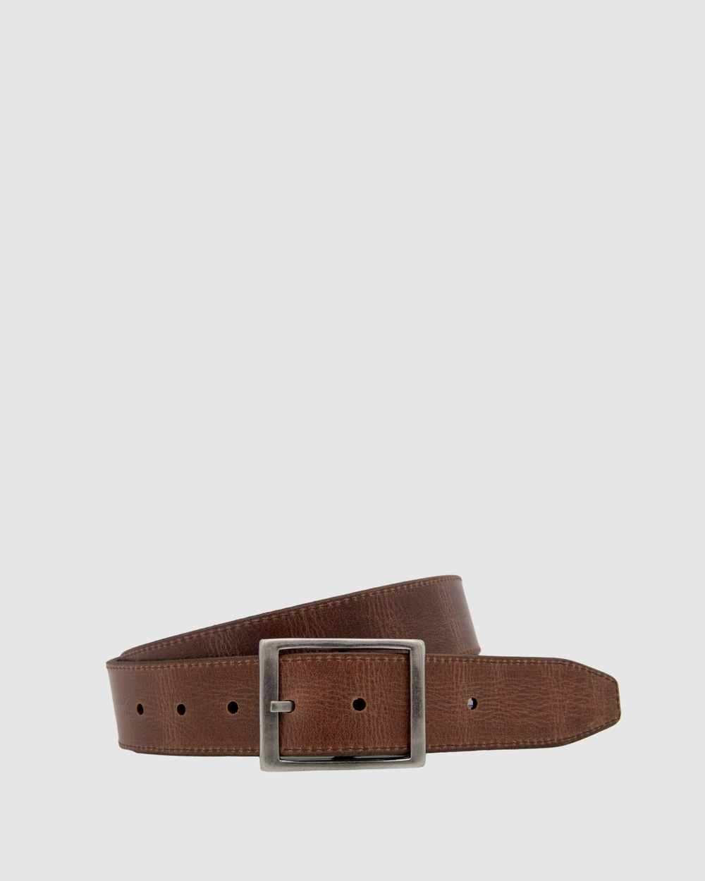 Loop Leather Co Two Face Belts Black/Tan