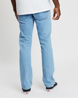 Volcom Solver Modern Fit Jeans - Tapered (Blue)