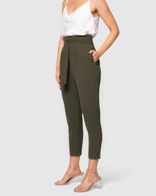 Pilgrim Camden Pants - Pants (Khaki)