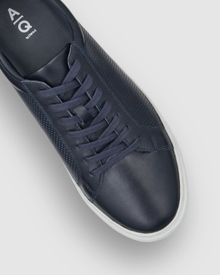 AQ by Aquila Smith Sneakers - Lifestyle Sneakers (Navy)