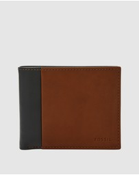 Fossil - Ward Two Tone Card Case
