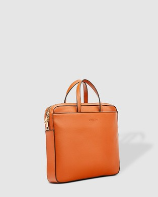 Louenhide Orleans Laptop Bag - Bags (Tan)