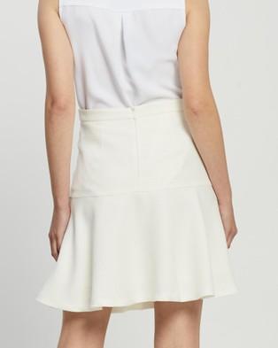 Farage Emanuelle Skirt - Skirts (Ivory)