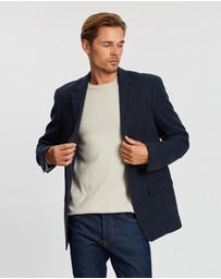 Sportscraft - Grant Wool Item Jacket