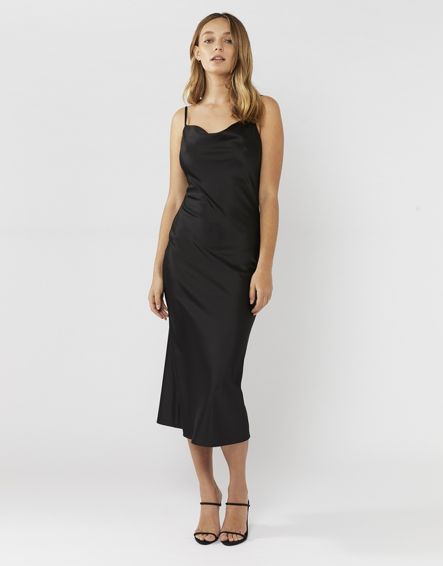 Everly Collective - Small Talk Slip Dress